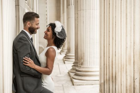 bride-and-groom-together-at-cardiff-wedding-bridal-shoot